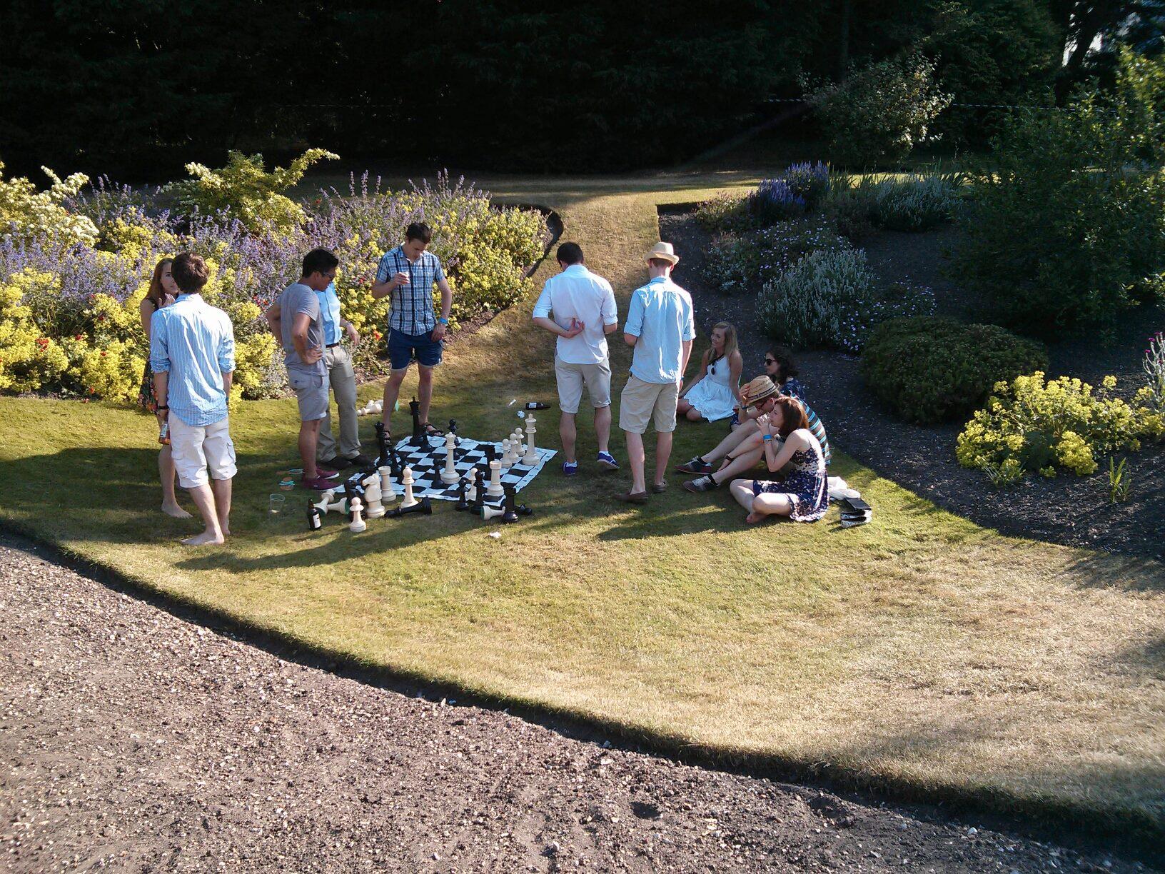 Summer X chess